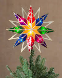 beautiful star christmas tree toppers for a dazzling christmas tree