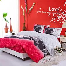 Mickey Mouse Queen Size Bedding Mickey Mouse Bedset Collection Limited Edition U2013 Varietyonex