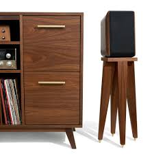 speaker stands record storage tv walls and shelves