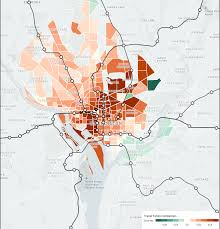 Washington Dc Traffic Map by Uber Movement Let U0027s Find Smarter Ways Forward