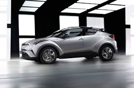 toyota new suv car toyota c hr debuts in u s later this year on sale spring 2017