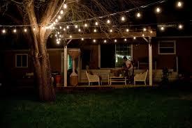 String Of Patio Lights Globe String Lights Pergola Home Design Ideas