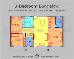Floor Plan Of Bungalow House Floor Plans U0026 Custom House Design Services At 20 Per Room