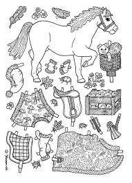 paper doll coloring pages printable tags paper doll coloring