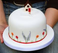Home Cake Decorating Supply 47 Best New Home Cake Ideas Images On Pinterest House Cake