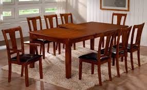 9 pc square counter height dining room table 8 chairs square