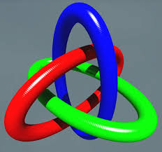 borromean ring rings