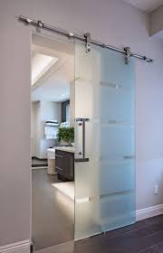Sliding Kitchen Doors Interior Best 25 Frosted Glass Door Ideas On Pinterest Frosted Glass