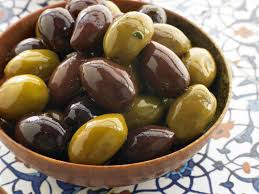 greek style ripe olives recipe