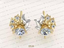 in earrings earrings 59 3d model in earrings 3dexport