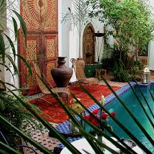 Home Garden Interior Design 20 Moroccan Decor Ideas For Exotic And Glamorous Outdoor Rooms