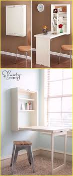 Diy Murphy Desk Diy Murphy Desk Tutorial Diy Wall Mounted Desk Free Plans