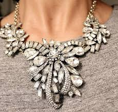 choker necklace sale images Sale promotion 2014 big brand statement crystal choker necklace jpg