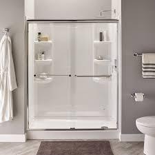 Bathroom Shower Base Studio 60x32 Inch Shower Base American Standard