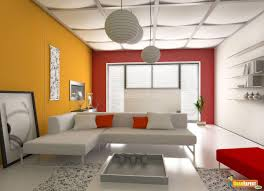 living modern interior design gharexpert