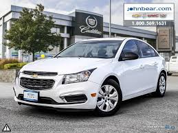 chevy cruze grey used 2015 chevrolet cruze ls 2ls at john bear hamilton 12 900