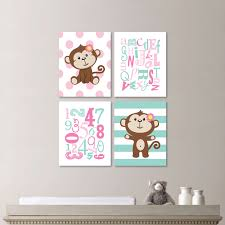 Monkey Decorations For Nursery Interior Design Awesome Monkey Themed Nursery Decor Home Design