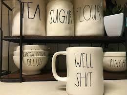 rae dunn mug rae dunn inspired funny mug decal rae dunn inspired decal