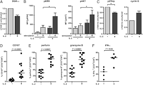 Duplets by High Dgk α And Disabled Mapk Pathways Cause Dysfunction Of Human