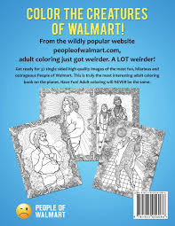 amazon com people of walmart com coloring book rolling