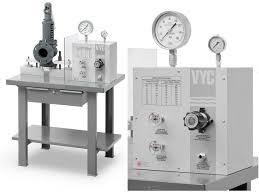 Relief Valve Test Bench Test Unit Safety Valves Vyc Industrial