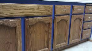 Cabinet Wood Doors Painted Kitchen Cabinets With Wood Doors Quicua