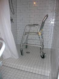 Shower Chair On Wheels Is A Shower Chair With Wheels Dangerous Shower Chairs For The