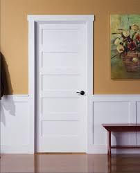 Pre Hung Closet Doors 5 Panel Oak Shaker Doors Solid Pre Hung Search