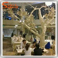 White Decorative Branches 10ft Artificial White Dry Tree Branches Dry Tree For Decoration