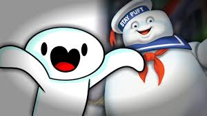 Stay Puft Marshmallow Man Meme - theodd1sout vs the stay puft marshmallow man rap battle youtube