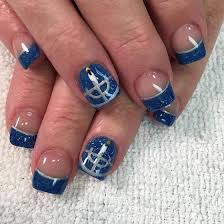 hanukkah nail 15 hanukkah inspired manicures to rock all 8 nights more