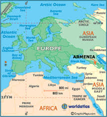Location Of The Ottoman Empire by Armenia Map Geography Of Armenia Map Of Armenia Worldatlas Com