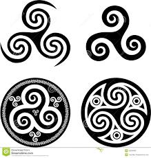 scottish symbol for family celtic strength knot celtic tess