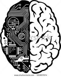 computer graffiti graffiti stencil cyberpunk human brain by megan johnston on dropr