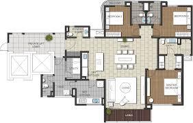 Floor Plan Studio Type Concerto North Kiara Floor Plan Type C