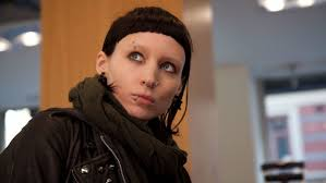 Lisbeth Salander From The With Salander A K A The With The Returns In A