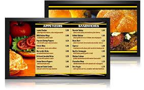 menu board design templates info
