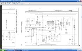 toyota hiace electrical wiring diagram with schematic 72574