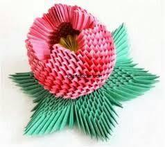 Origami 3d Flower Vase 13 Best New Origami 3d Mikaglo Images On Pinterest Basket