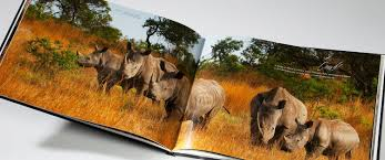 circle of life nature photography coffee table book printed by