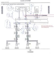 subaru b4 wiring diagram subaru wiring diagrams instruction