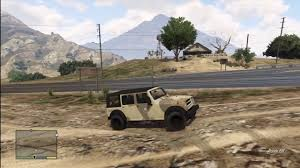 desert military jeep any other cars besides this one that can look military gta