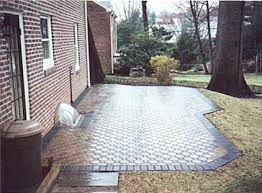 Patios With Pavers Paver Patios Newtown Square Delaware County Line Pa