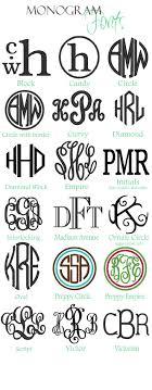 monogrammed fonts 140 best font images on letter fonts fonts and