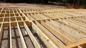 how to frame a floor on piers u2013 gurus floor