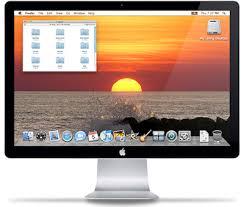 Mac Desk Top Computer Use A Video As Your Mac Desktop Background