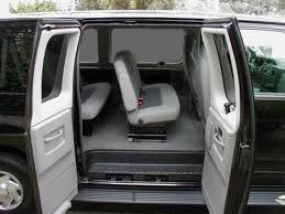 Ford Van Interior Ford Van Tollimo