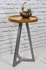 industrial style furniture 7 best industrial style side tables by escafell custom furniture