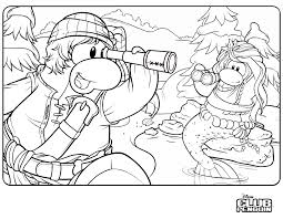 coloring pages of club penguin tom club penguin cheats 2012 page 3