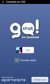 chat for android go chat for for android